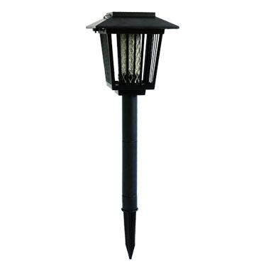 Solární lampa pro zabíjení mosky