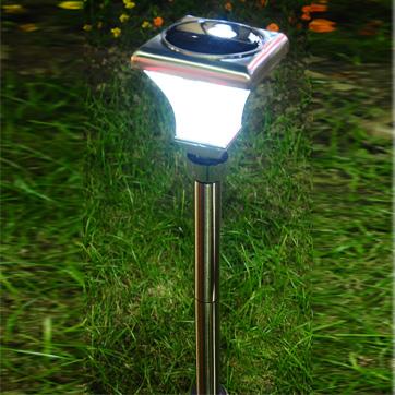 solární zahradní svítidla